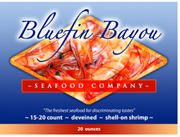 Shrimp Label