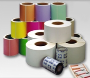 Labels, Tags, Ribbons and Printheads for Thermal Barcode Label Printers