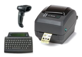 Scan and Print Standalone Thermal Printing System GK Professional Series